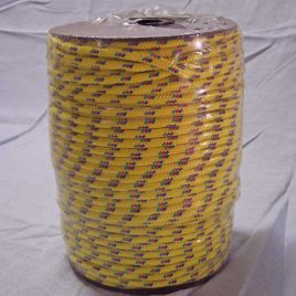 Polipropileno Trenzado Amarillo 100M