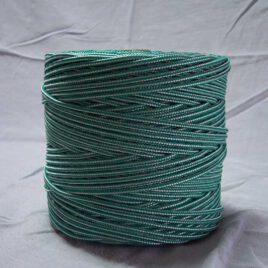 Polipropileno Trenzado Blanco/Verde 200M